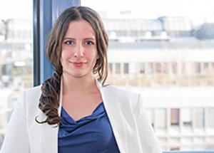 Tamara Staber, BA